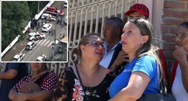Brésil: dix morts dans une fusillade survenue dans une école