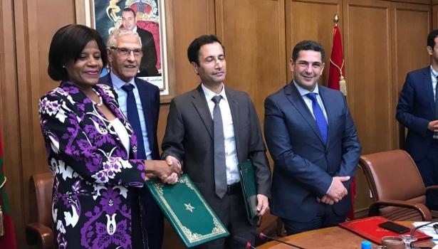 """المغرب- البنك الدولي.. التوقيع على اتفاق قرض يتعلق ببرنامج """"دعم قطاع التربية"""""""