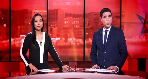 Suivez la soirée du nouvel an sur MEDI1 TV Afrique