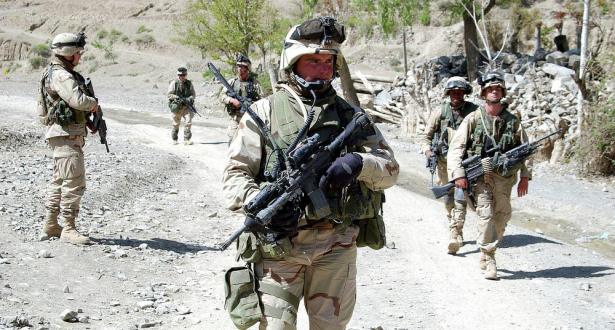 Les forces américaines entament leur retrait d'Afghanistan