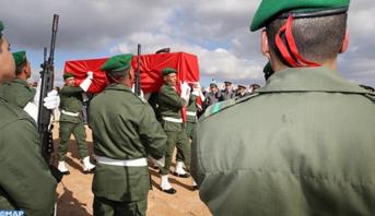 """الأمم المتحدة.. تكريم جندي مغربي قضى خلال عمليات حفظ السلام بميدالية """"داغ همرشولد"""""""