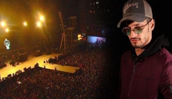 """Algérie: un concert du """"Soolking"""" vire au drame"""