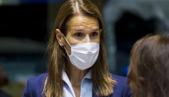 Coronavirus: l'ex-Première ministre belge, Sophie Wilmès, admise aux soins intensifs