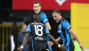 سفيان أمرابط يسجل أولى أهدافه في الدوري البلجيكي