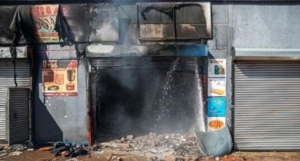 نيجيريا ستعيد مواطنيها على إثر أحداث جوهانسبرغ