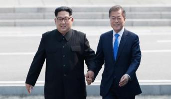 """كوريا الجنوبية تحذف الإشارة لجارتها الشمالية """"بالعدو"""" في الكتاب الأبيض للدفاع"""