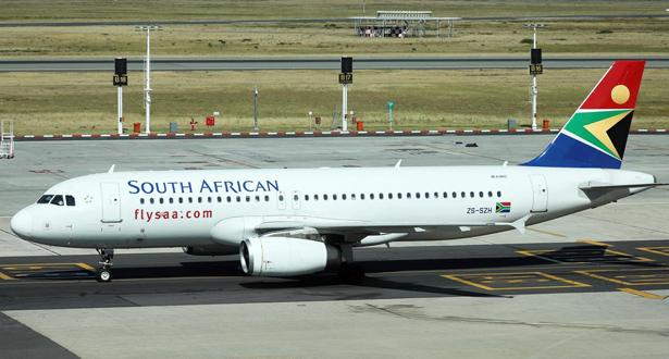 الخطوط الجوية لجنوب إفريقيا تلغي 19 رحلة محلية ودولية بسبب صعوبات مالية