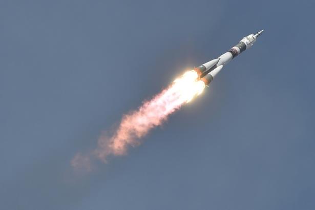 Lancement mardi d'un Soyouz embarquant un satellite météorologique