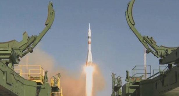 Échec de l'arrimage de la fusée Soyouz MS-14