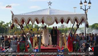 برنامج خاص > خاص حول زيارة الرئيس النيجيري محمدو بوهاري للمغرب