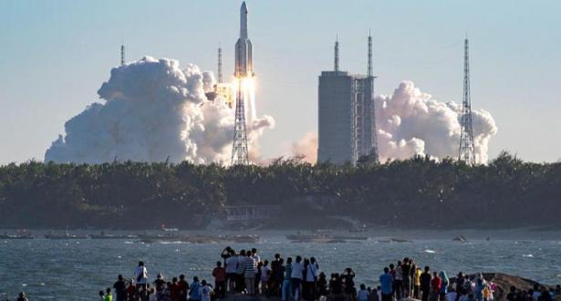 الصين تطلق أولى رحلاتها الفضائية إلى المريخ الشهر القادم