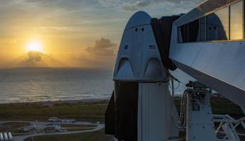 USA: report à la dernière minute du lancement de la fusée spacex