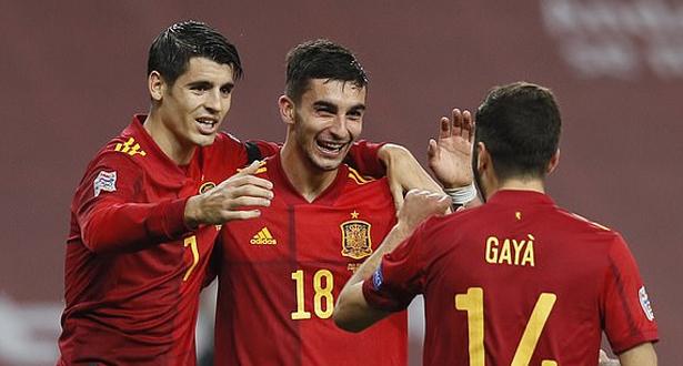 دوري الأمم .. إسبانيا تسحق ألمانيا بسداسية تاريخية وتتأهل إلى نصف النهائي