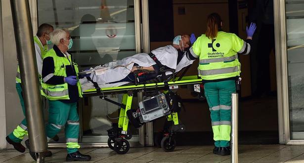 حصيلة جديدة بإسبانيا .. أكثر من 4000 وفاة و56 ألف إصابة بكورونا