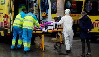 فيروس كورونا في إسبانيا .. أزيد من 152 ألف و 400 حالة إصابة مؤكدة