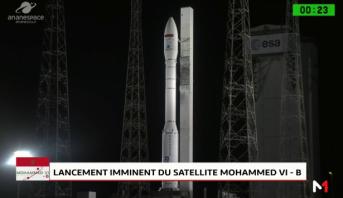 Edition Spéciale > Lancement imminent du satellite Mohammed VI -B
