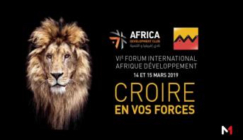 Edition Spéciale > Casablanca: cérémonie d'ouverture du Forum international Afrique développement