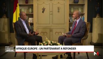 Exclusif: Entretien avec Alpha Condé, président Guinéen et président en exercice de l'Union Africaine