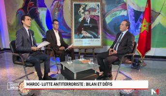 Edition Spéciale > Émission spéciale: MEDI1 TV reçoit Mohamed Nifaoui, commissaire divisionnaire à la section antiterroriste du BCIJ