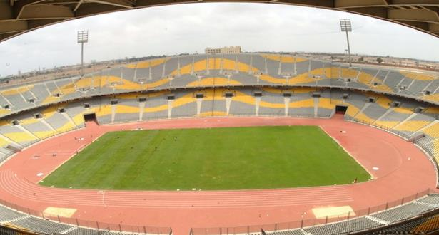 """""""الكاف"""" يطلب من مصر تعيين ملعب بديل للأهلي والزمالك"""