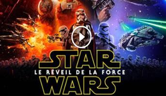 """فيديو.. العرض الأول لفيلم """"حرب النجوم"""" يحقق 250 مليون دولار عالميا"""