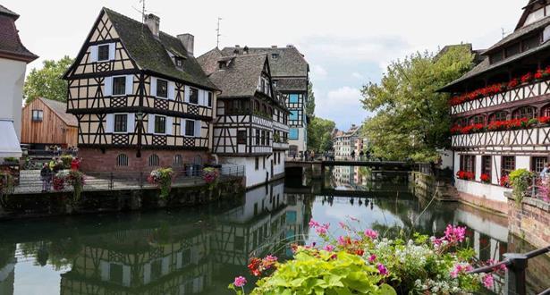 ستراسبورغ، المدينة الأكثر جاذبية بفرنسا في 2019