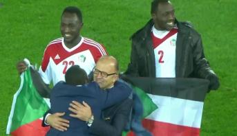 """السودان ثالثا في ترتيب """"الشان"""" بركلات الترجيح على حساب ليبيا"""
