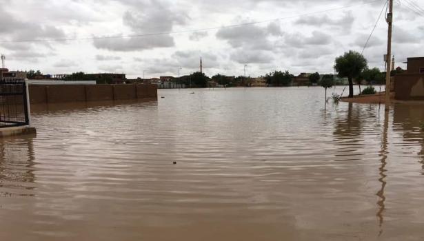 السودان .. مصرع 7 أشخاص وتشرد الآلاف جراء الأمطار والفيضانات