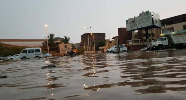 السودان.. 46 شخصا لقوا مصرعهم جراء الأمطار والسيول
