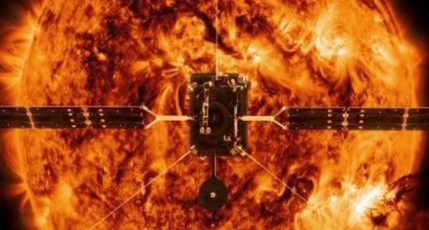 سولار أوربيتر يكشف صورا غير مسبوقة عن الشمس