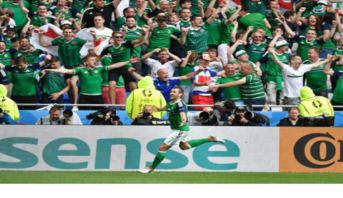 وفاة مشجع لايرلندا الشمالية في مباراة أوكرانيا