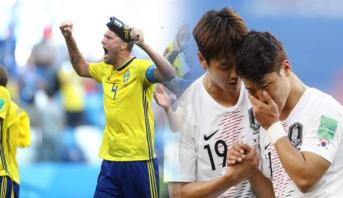 السويد تكلل عودتها للمونديال بفوز ثمين