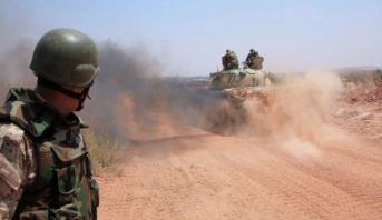 الجيش السوري يعلن استئناف عملياته القتالية في إدلب