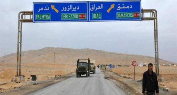 العراق وسوريا تقرران فتح معبر القائم-البوكمال للمرة الأولى منذ 2014