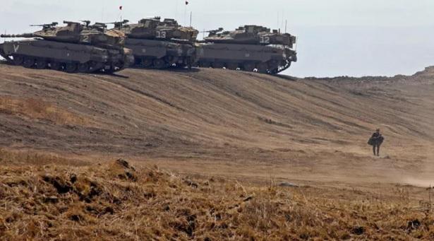 Syrie: raid israélien sur une base aérienne syrienne