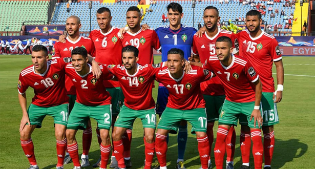 سيطرة مغربية على تشكيلة المجموعة D
