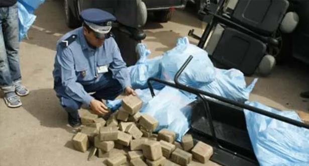 إحباط عملية لتهريب المخدرات بالمضيق وتوقيف ثلاثة أشخاص
