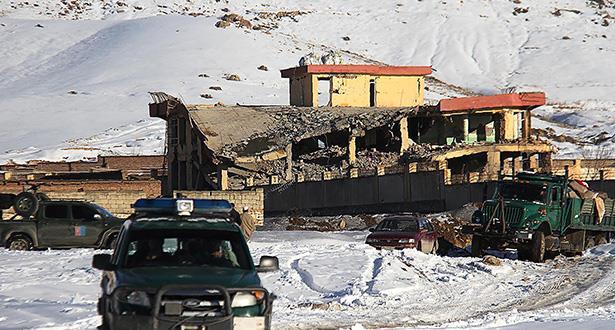 حصيلة جديدة .. 65 قتيلا على الأقل في هجوم طالبان على قاعدة للاستخبارات الأفغانية