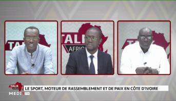 Talk Afrique > Le sport, moteur de rassemblement et de paix en Côte d'Ivoire