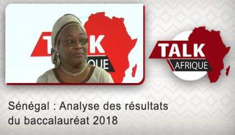 Talk Afrique > Sénégal : Analyse des résultats du baccalauréat 2018