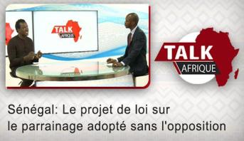 Talk Afrique > Sénégal: Le projet de loi sur le parrainage adopté sans l'opposition