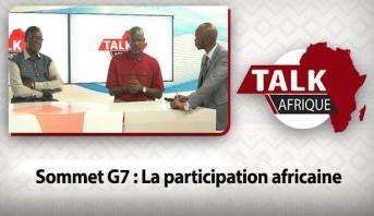 Talk Afrique > Sommet G7 : La participation africaine