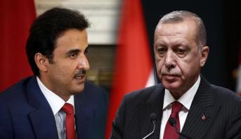 خطة قطرية لدعم اقتصاد تركيا