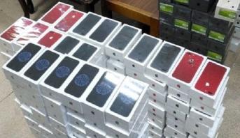 إحباط تهريب هواتف نقالة وأجهزة إلكترونية بميناء طنجة المتوسط