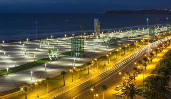 Plus de 500 milles touristes ont visité Tanger aux neuf premiers mois de 2018