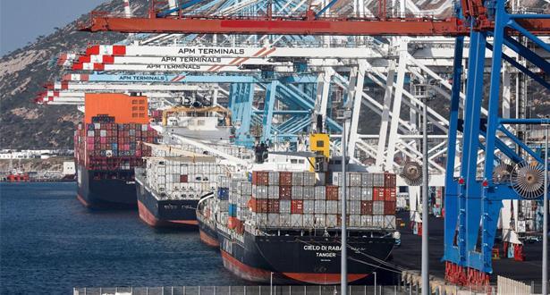 الوكالة الوطنية للموانئ..انخفاض في الرواج المينائي بـ 7,7 في المائة مع متم يناير الماضي