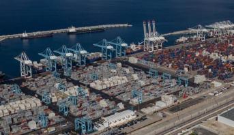 الموانئ المغربية حققت ارتفاعا في الرواج نسبته 1,9 في المائة