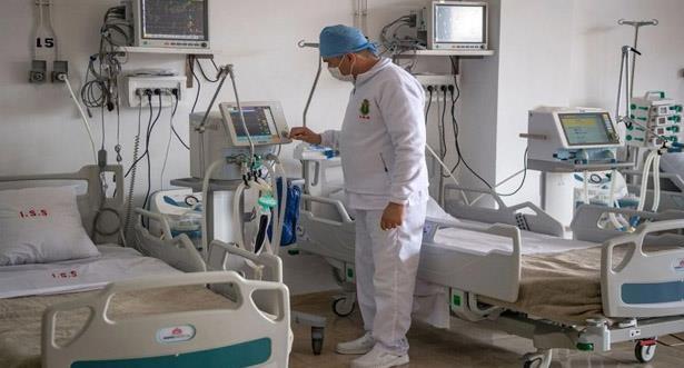 طنجة : افتتاح قسم جديد للإنعاش والعناية المركزة خاص بمرضى كوفيد 19