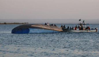 ارتفاع عدد قتلى انقلاب عبارة في تنزانيا إلى 224 شخصا