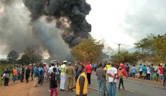 تنزانيا .. عشرات القتلى والجرحى في انفجار صهريج للوقود